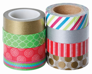 Washi Tape Christmas - Pack of 8
