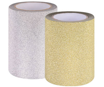 Glitter Ripper Adhesive Tape - Pack of 2