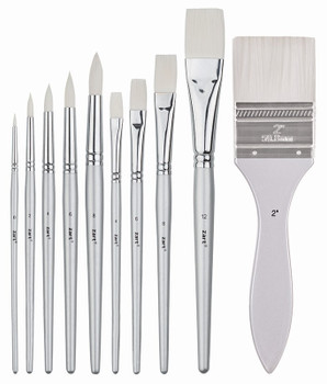 Dynamic Taklon Brush Class Set - Pack of 180