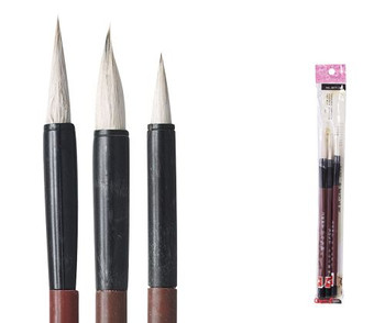 Chinese Paint Brush Pens – Pack of 3