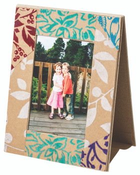 Papier Mache Photo Frames - Pack of 5