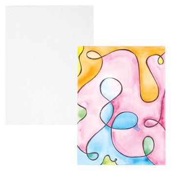 Watercolour Cotton Canvas Board - 25 x 30.5cm