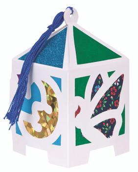 Cardboard Lanterns - Pack of 32