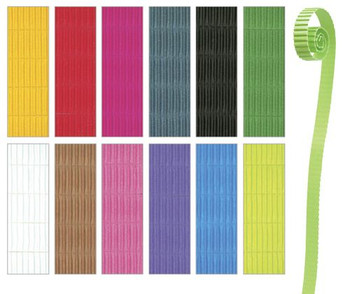 Corrugated Construction Strip - Pack of 60