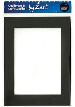 Pre-Cut Mount Frames A4 - Pack of 10