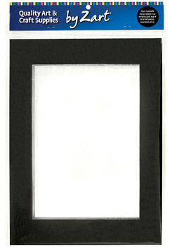 Pre-Cut Mount Frames A5 - Pack of 10