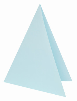 Pastel Triangle Cards - Pack of 10
