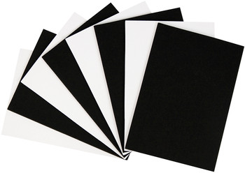 Form Cut / Mount Board Tags - Pack of 30
