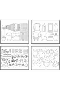 VCD Rendering Templates - Pack of 4