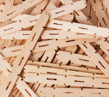 Construct-A-Stick - Natural (Tub of 1000)