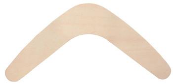 Wooden Boomerangs - Pack of 10