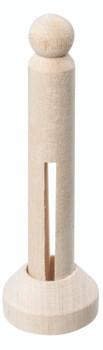 Wooden Peg Figures - 9.5cm (Pack of 24)