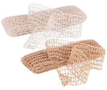 Natural Woven Braid - Pack of 2