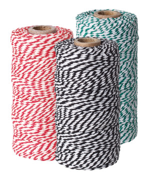 Bakers Twine Christmas - Pack of 3
