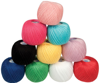 Perle Cotton Thick #5 - Pack of 10