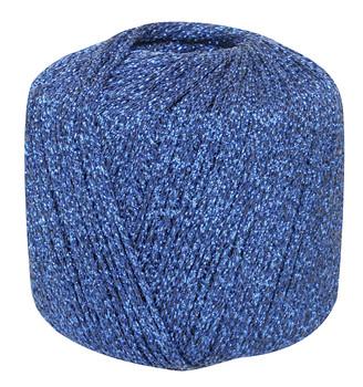 Metallic Yarn - Blue 20g