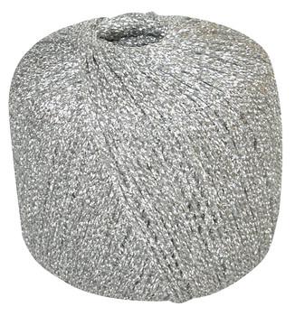 Metallic Yarn - Silver 20g