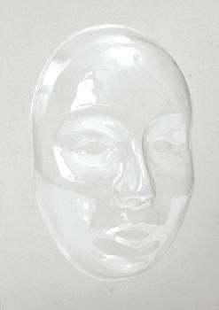 Face Mask Mould - Male (21cm)