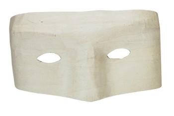 Papier Mache - Half Face Mask