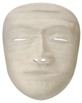 Papier Mache - Indonesian Face Mask