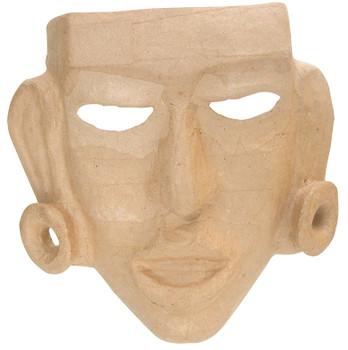 Papier Mache - Primitive Mask