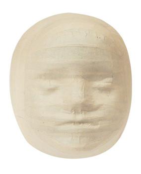 Papier Mache - Child Face Masks (Pack of 10)