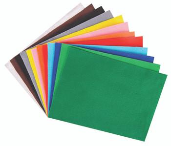 Felt Sheets Value Pack A4 - Pack of 48