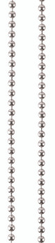Ball Chain with Clasp - Silver (Pack of 10)