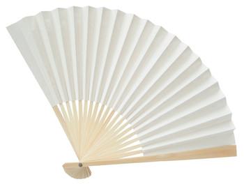 Paper Fan - 22cm (Pack of 10)