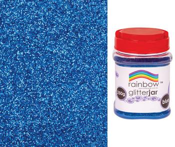 Glitter - Blue (250g)