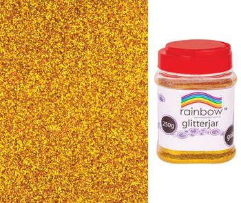 Glitter - Gold (250g)