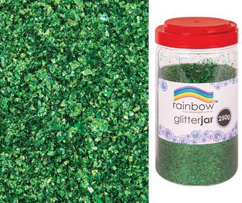 Glitter - Green (250g)