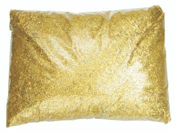 Glitter - Gold (1kg)
