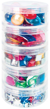 Jewels Assorted - Pack of 750