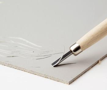 Lino Tiles - Smooth Carve (30 x 30cm)