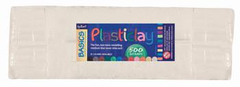 Plasticine 500g - White