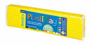 Plasticine 500g - Yellow