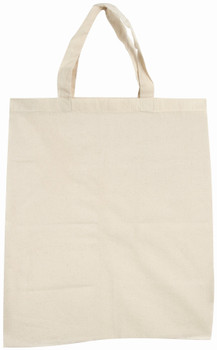 Calico Bag with Handles - 35 x 45cm (Pack of 10)