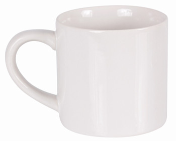 Ceramic Mugs - White (Pack of 12)