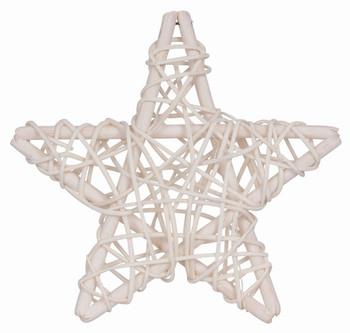 Natural Mesh Star - Pack of 10