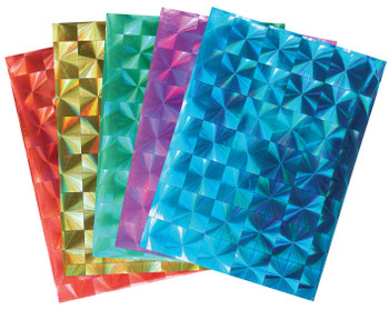 Metallic Prism Paper A4 - Pack of 40