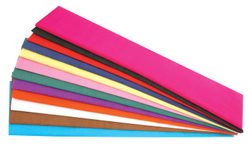 Crepe Paper - Pack of 12