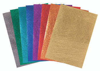 Metallic Scales Paper A4 - Pack of 40