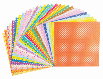 Origami Paper 15cm - Pattern (Pack of 300)