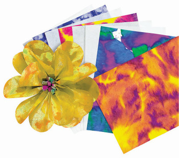 Colour Diffusing Paper - 23 x 30cm (Pack of 50)