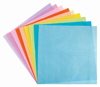 Tissue Paper - Pastel & Bright (Pack of 15)