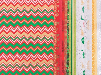 Handmade Paper A4 Christmas - Pack of 20