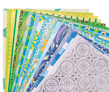 Handmade Paper A4 - Cool (Pack of 20)
