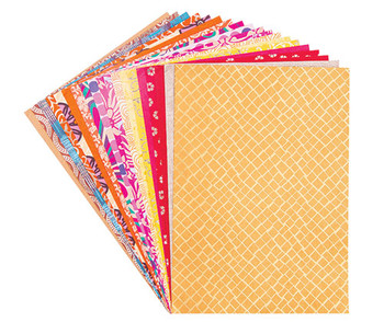 Handmade Paper A4 - Warm (Pack of 20)