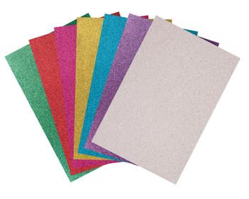 Glitter Paper A4 - Pack of 20